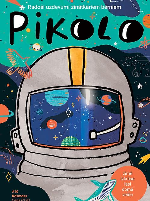 Pikolo #10 Kosmoss