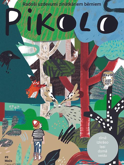 Pikolo #9 Mežs