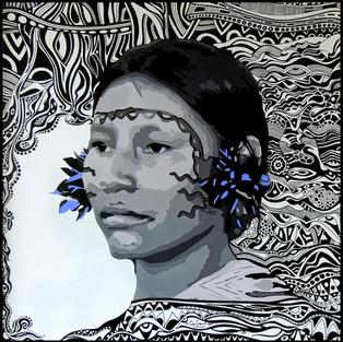 Indienne Amazone