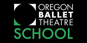 Oregon Ballet Theatre School logo