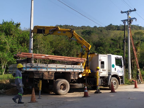 Realização de obras na rede do Funchal