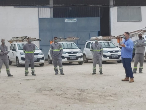 PROTEÇÃO CONTRA O CORONAVIRUS
