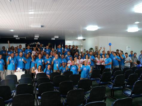 CERCI realiza a 17ª Semana Interna de Prevenção a Acidentes de Trabalho