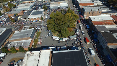 Logan County Tobacco Festival Parade