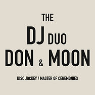 The DJ Duo Don & Moon