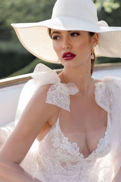 Beautiful bridal makeup