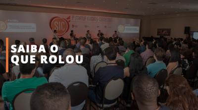 SIC - Sai do Papel Startup Insight & Connection   O que rolou?