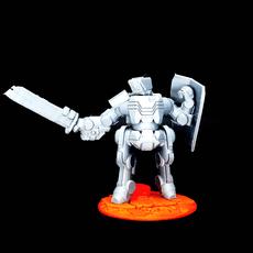 Robô com Espada
