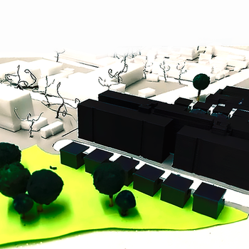 Maquete em impressão 3D