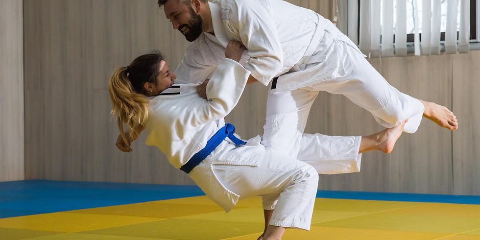 Judo –3° Raduno Agonistico Nazionale