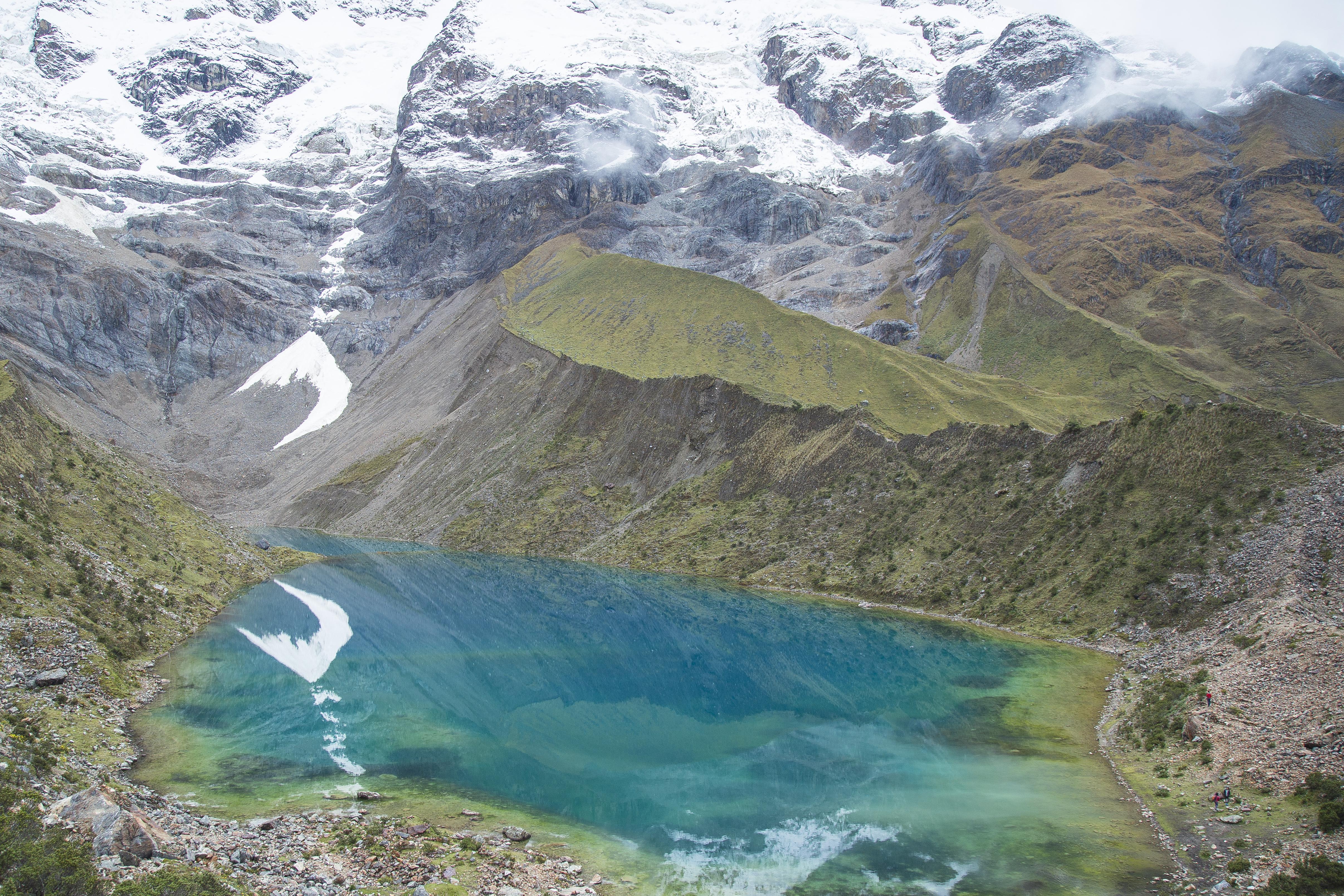 Glacial Lake Humantay Peru EcoCamp