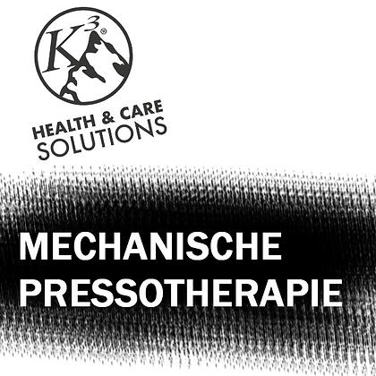 Presso-Therapie inklusive Eingangsuntersuchung*
