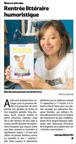 Journal du Médoc 4/09/2020