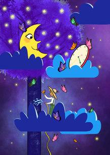 L'arbre à étoiles - Nina Bruneau