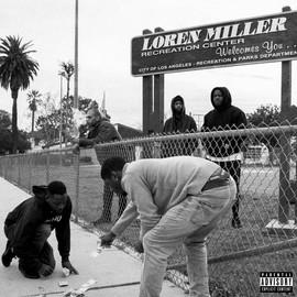 loren miller / album cover