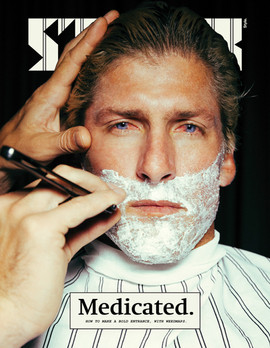 stab magazine / weedmaps cover issue