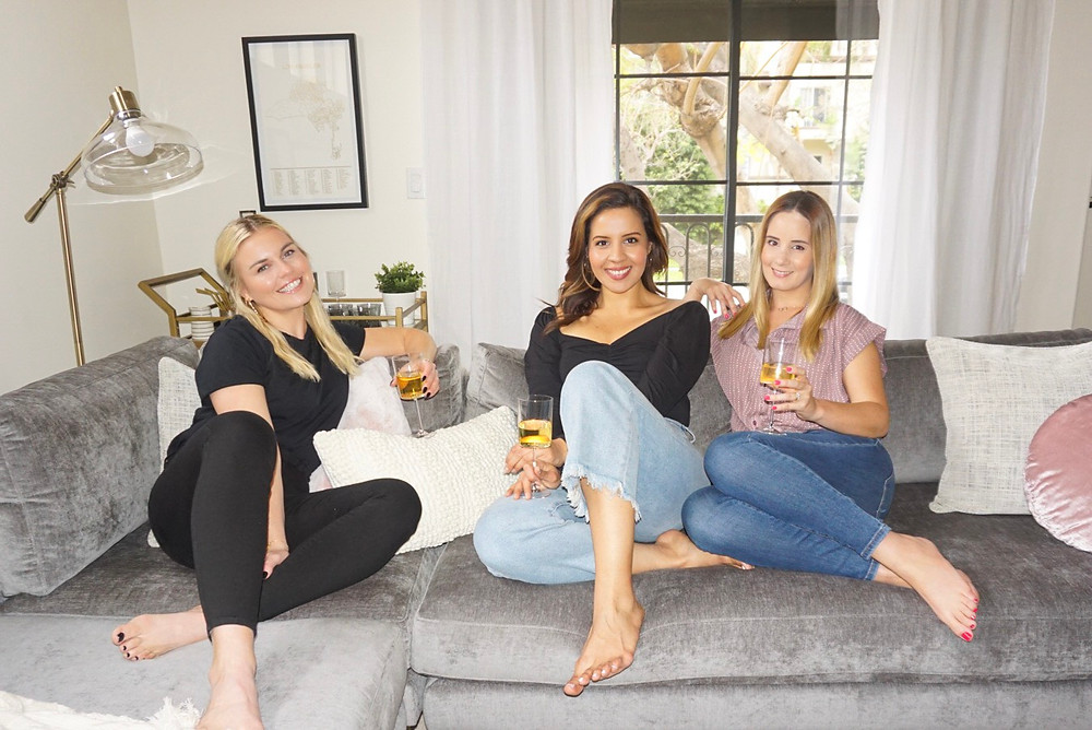 Melrose and co, Interior design, los angeles, Tanya Rad, Scrubbing In podcast, kiis fm