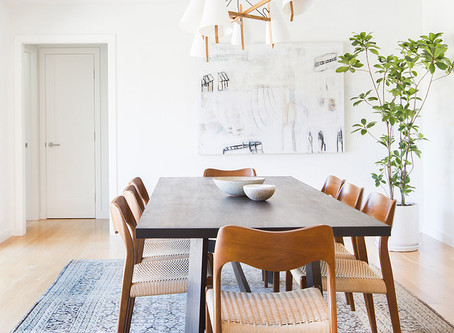 MelRose Mock-Up: Dining In Style