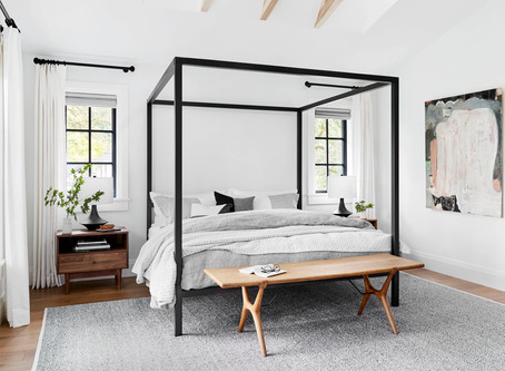 How To: An Easy Bedroom Refresh