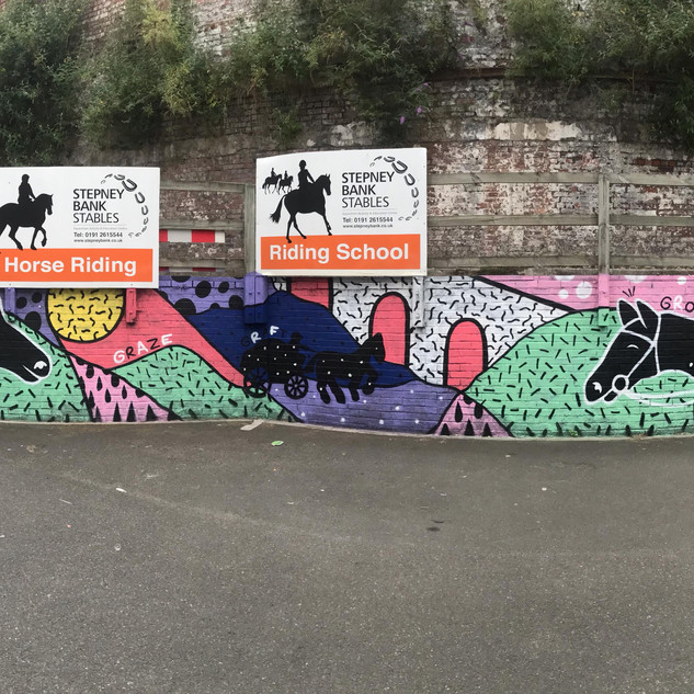 Stepney Bank Stables Full Wall.jpg