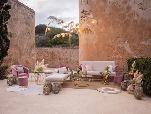 Nuestro nuevo lounge para bodas, eventos corporativos y fiestas privadas.