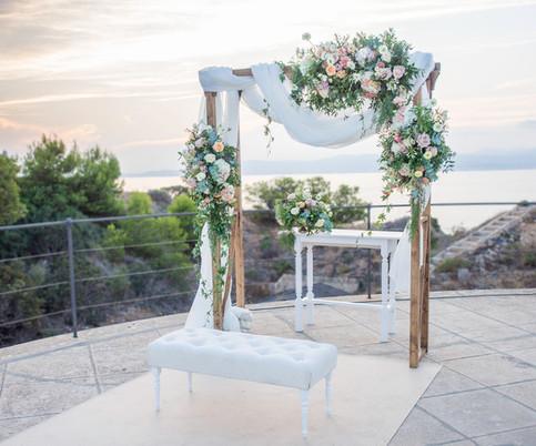 Arco de la boda