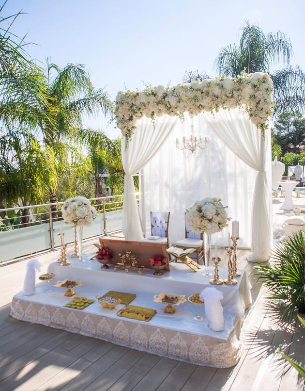 Wedding Mallorca persian wedding
