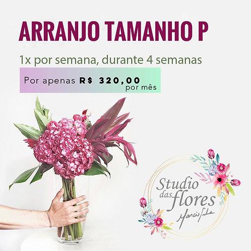 Assinatura Floral Tamanho P