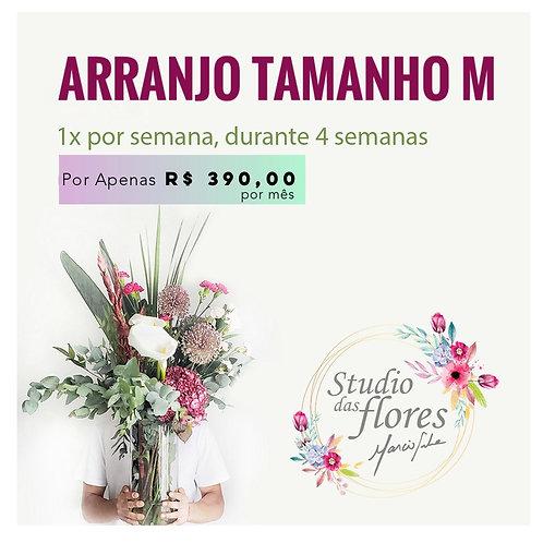 Assinatura Floral Tamanho M