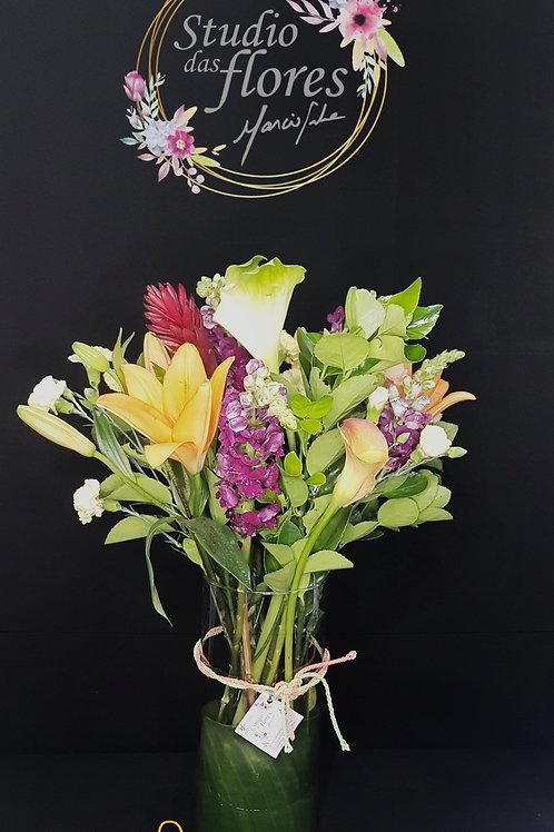 Mix de Flores Tamanho P