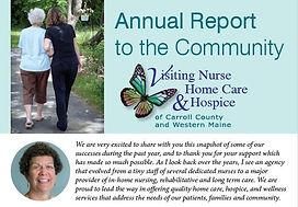 VNHCH Annual Report