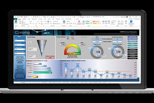 CRM Chroma Enterprise  - A ferramenta definitiva