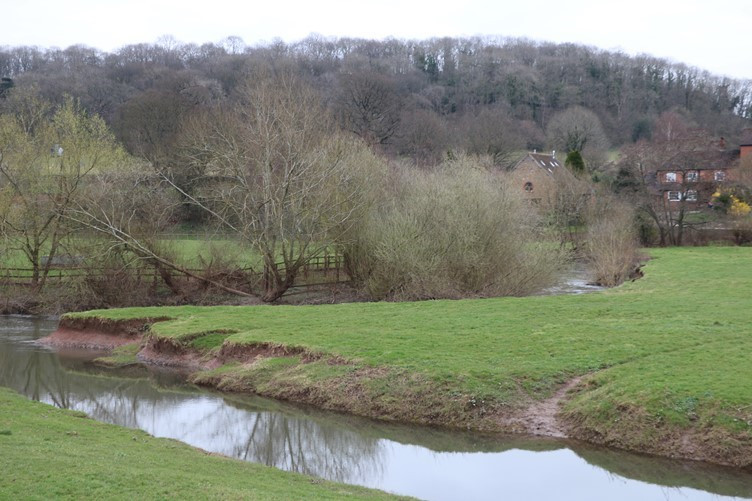 The Rivers Converge at Mordiford