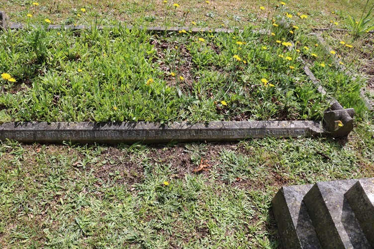 George Meysey Hammond Memorial at Pershore Cemetery