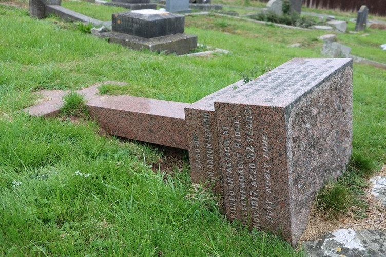 Brecon Cemetery