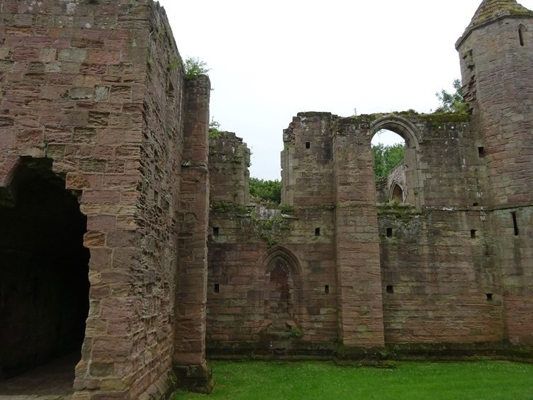 A Castle - a Vertitable Castle!