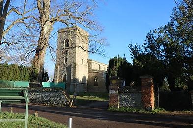 Four Individuals of Sutton Courtenay
