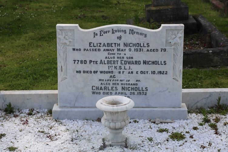 Leominster Cemetery