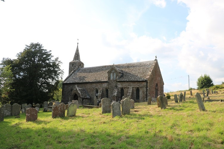 St Mary the Virgin Church, Welsh Newton