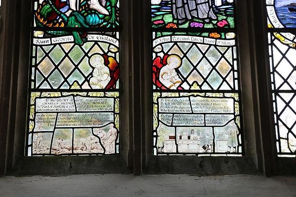 Earl of Suffolk Window