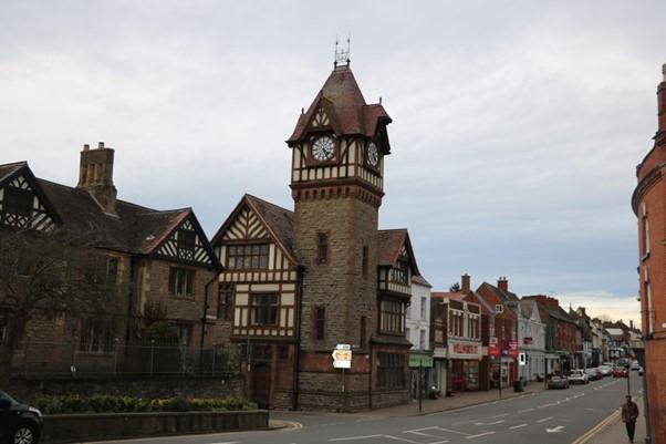 The Elizabeth Barrett-Browning Institute at Ledbury