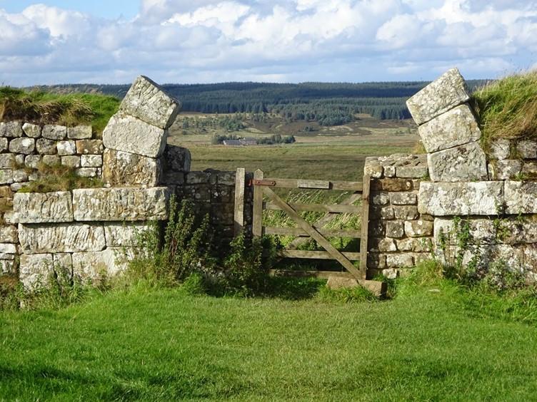 The Roman Gateway to Northumberland
