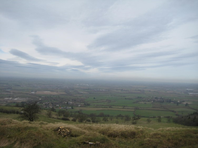 A view from Bredon Hill