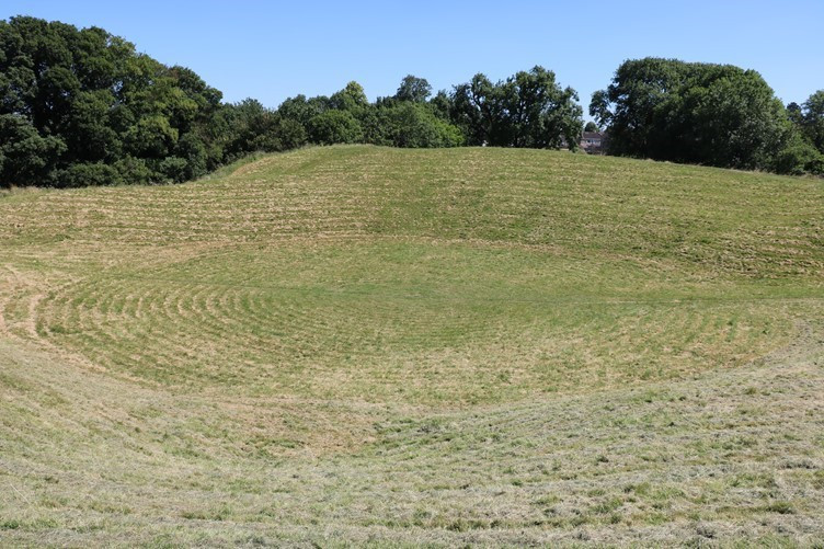 The Giant Amphitheatre of Cirencester