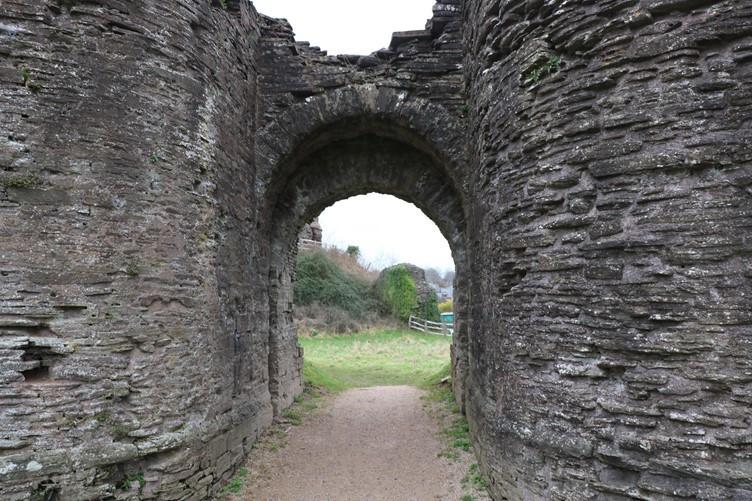 Through the Gatehouse