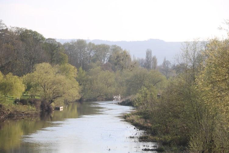 The Views From Fladbury Bridge