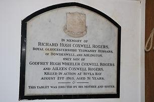 Coxwell Rogers