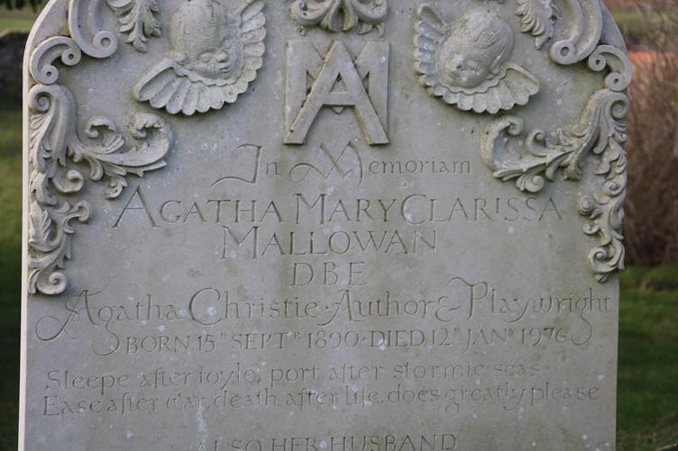 Agatha Mary Clarissa Mallowan DBE