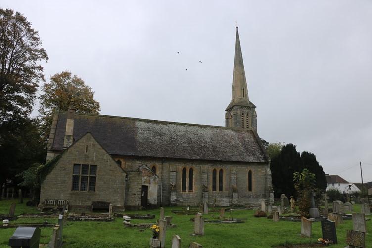 St Matthew's Church, Twigworth