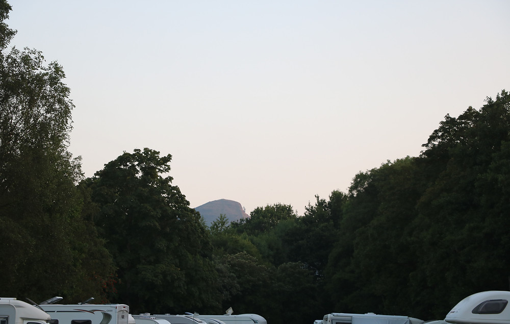 The Skirrid Out Back